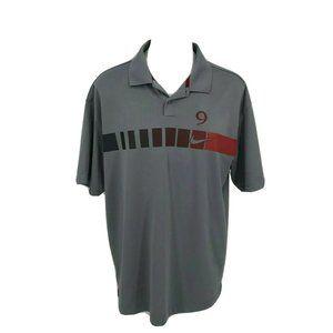 NIKE Golf Polo Men Size XL Short Sleeve 6-19